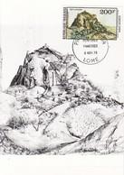 Carte Maximum  Peinture Togo 1978 Dürer - Togo (1960-...)