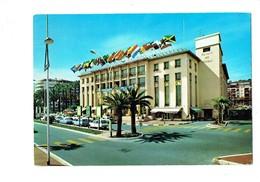 Cpm - 06 - CANNES - Palais Du Festival - Voiture AMI 6 CITROEN DS - 304 BK PEUGEOT - Affiche ROTARY - Cannes