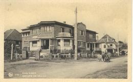 170.  COQ S/MER : Groupe De Villas - RARE VARIANTE - Cachet De La Poste 1946 - De Haan