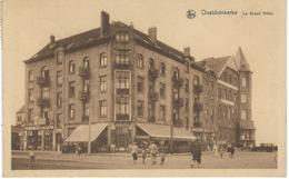 OOSTDUINKERKE : Le Grand Hôtel - Cachet De La Poste 1934 - Oostduinkerke