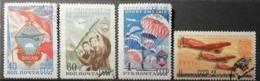 URSS 1951 / Yvert N°1576-1579 / Used - Oblitérés