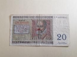 20 Francs Belge - België
