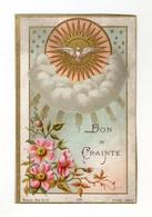 Don De Crainte, éd. Bonammy N° 184, Saint Esprit Et églantines - Images Religieuses