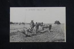 FRANCE - Carte Postale - En Beauce - Laboureur - L 59934 - Cultures