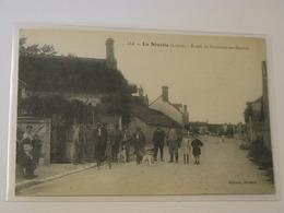 LOIRET-514-LA NIVELLE-ROUTE DE HUISSEAU SUR MAUVES ED BOISSAY - France