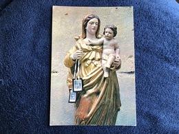 34 HERAULT - Montpellier - Notre Dame Du Mont Carmel (foyer Du Carmel) / Religion, Vierge à L'enfant (carte Rare) - Montpellier
