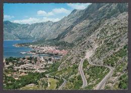112822/ KOTOR, The Serpentine Road - Montenegro