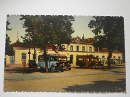 25 Montbéliard, La Gare (A9p53) - Montbéliard