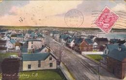 Canada - Nova Scotia - Cape Breton - Sydney - View - Cape Breton