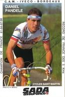 CYCLISME: CYCLISTE : DANIEL PENDELE - Ciclismo