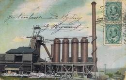 Canada - Nova Scotia - Cape Breton - Sydney Mines - Blast Furnaces - Cape Breton