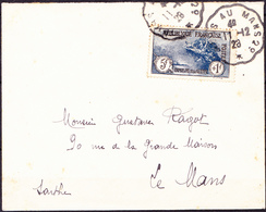 FRANCE:  Lettre Orphelins N° 232 - Cartas