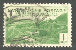 916 Canal Zone 1939 Balboa Before Avant (UCZ-34) - Canal Zone