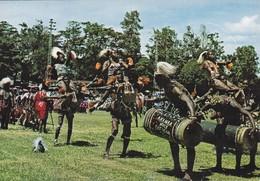 Afrique >  Kenya Akamba Dancers - Kenia