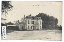 CHABANAIS (16) - La Gare - Autres Communes