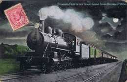 Canada - Nova Scotia -  Halifax - Standard Passenger Train - Grand Trunk Railway System - Halifax