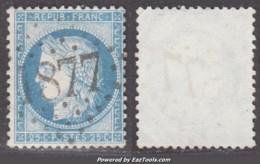 GC 1877 (Joinville-le-Pont, Yonne (83)), Cote 19€ - 1849-1876: Classic Period
