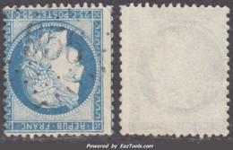 GC 956 (Châtelus-le-Marchais, Creuse (22)), Cote 47.5€ - Marcophilie (Timbres Détachés)