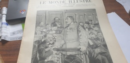 M.I 98 /DREYFUS PROCES ZOLA / LAZARISTES FRANCAIS EN ABYSSINIE - Zeitschriften - Vor 1900