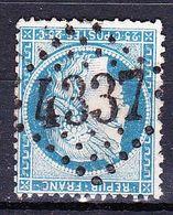 France-Yv 60A, GC 4337 Wasigny (7) - 1849-1876: Période Classique