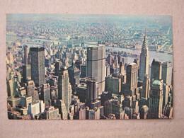 U.S.A. - New York Skyline And Pan Am Building ( PAN AM ) - World Trade Center