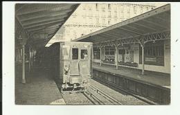 75 - Paris - Métro - Gare De Passy - Rame à Quais - - Stations, Underground