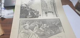 ILL  98 / DREYFUS PROCES ZOLA / - Zeitschriften - Vor 1900