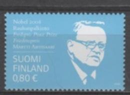(SA0401) FINLAND, 2008 (Nobel-Prize Winner Martti Ahtisaari, President Of Finland). Mi # 1941. MNH** Stamp - Finland