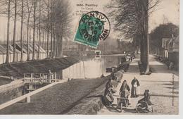 PONTIVY  Le Canal De Nantes  Ect Ect - Pontivy