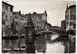 CHIOGGIA - CANAL VENA - Chioggia