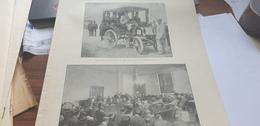 ILL  98 / DREYFUS PROCES ZOLA CLEMENCEAU LABORI /AUTO LEON BOLLEE DE DION /ECOLE SAINT MAIXENT / - Zeitschriften - Vor 1900
