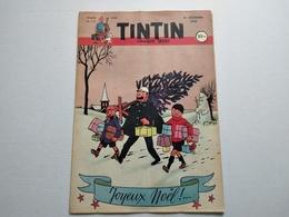 TINTIN N° 113  COUVERTURE  HERGE - Tintin