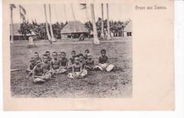 SAMOA(TYPE) - Samoa