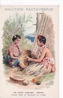 TONGA(TYPE) PUBLICITE - Tonga