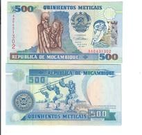MOZAMBIQUE MOZAMBICO 1991 500 Meticais AA FDS Unc Lotto 3201 - Mozambique