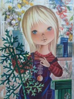 Lisi Martin Christmas Card - Kerstmis