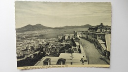 NAPOLI - Panorama Da Via Angelini Al Vomero - Napoli