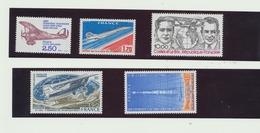 1 LOT DU      49/ 50/52/53/55  NEUFS SANS CHARNIERE - 1960-.... Neufs