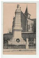 38 BONNEFAMILLE MONUMENT COMMEMORATIF AUX MORTS DE LA GRANDE GUERRE EDIT COLAS - Sonstige Gemeinden