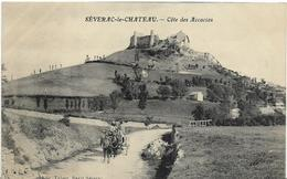~  JP  ~  12  ~   SEVERAC   LE   CHATEAU    ~     Cote Des Accacias - Francia