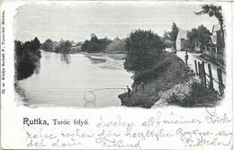 1900/05 - VRUTKY  Ruttka, Gute Zustand, 2 Scan - Slovaquie