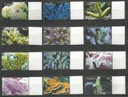 TUVALU - MNH - Animals - Marine Life - Corals - Vie Marine