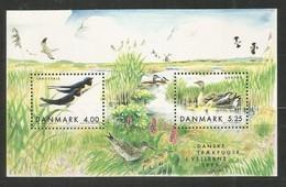 DENMARK - MNH - Animals - Birds - 1999 - Oiseaux