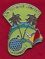 @@ Palmiers Golf Le Lavandou Le Grand Jardin Var PACA (2.5x3.2) EGF@@vi25 - Golf