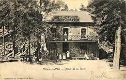 026 855 - CPA - Belgique - Villers-la-Ville - Hôtel  De La Forêt - Villers-la-Ville