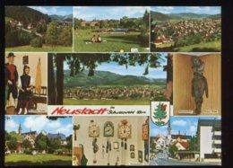 CPM Neuve Allemagne NEUSTADT Im Schwarzwald Kneippkurort Höhenluftkurort Wintersportplatz Multi Vues - Neustadt (Dosse)