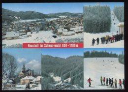 CPM Neuve Allemagne NEUSTADT Im Schwarzwald Multi Vues - Neustadt (Dosse)