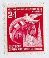 DDR- 3873  DDR 1952  Mi.# 320** ( Cat.€2. ) - [6] République Démocratique