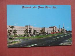 Patrick Air Force  Base Florida       Ref 4025 - Silver Springs