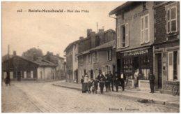 51 SAINTE-MENEHOULD - Rue Des Prés - Sainte-Menehould